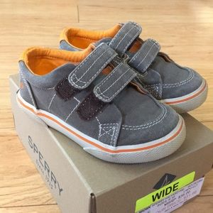 Sperry Toddler Boys Shoes - Wide